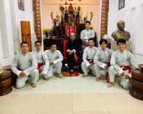 Xin chúc mừng 6 tân Chu Sa Đai thuộc Võ Quán Nam Anh Tuấn