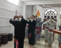 Lễ bái Sư của các chu sa đai với Đại Sư Chưởng Môn Nam Anh
