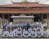 Lễ Đặt Đá Xây Dựng Quần Thể Không Gian Thiền Sư Việt Và An Vị Tượng Phật Hoàng Trần Nhân Tông.